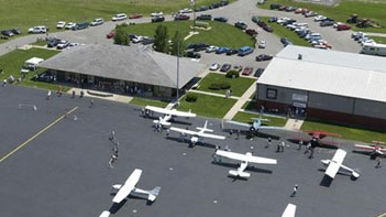 Lawrence Municipal Airport