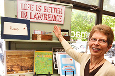 Life is better in Lawrence