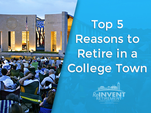 Retire in a College Town