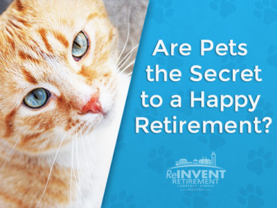 Are Pets the Secret to a Happy Retirement