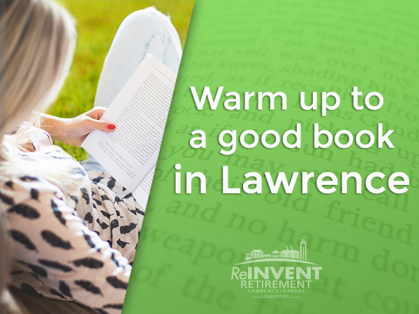 Warm Up to Good Books in Lawrence