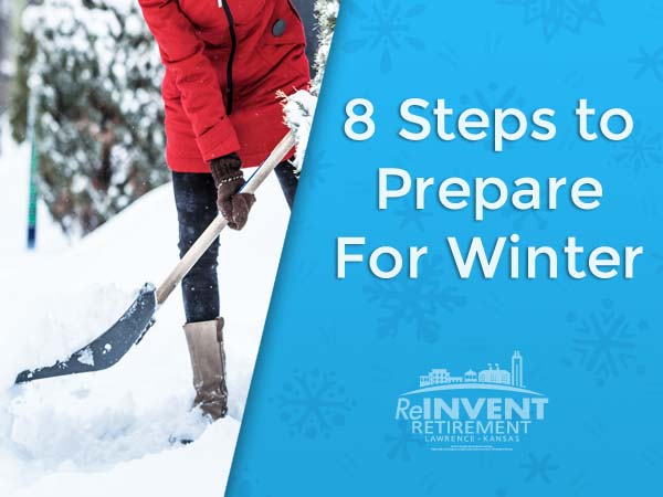 8 Steps to Prepare for Winter