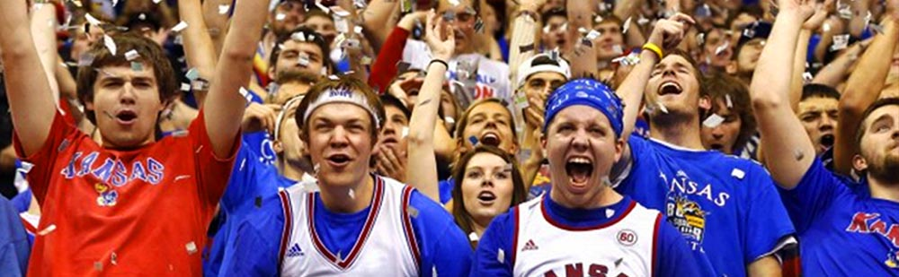 6 Reasons Why Lawrence Kansas is the Ultimate Sports Town - Allen Fieldhouse