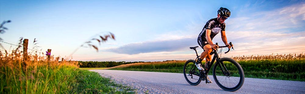 6 Reasons Why Lawrence Kansas is the Ultimate Sports Town - Cycling in Douglas County
