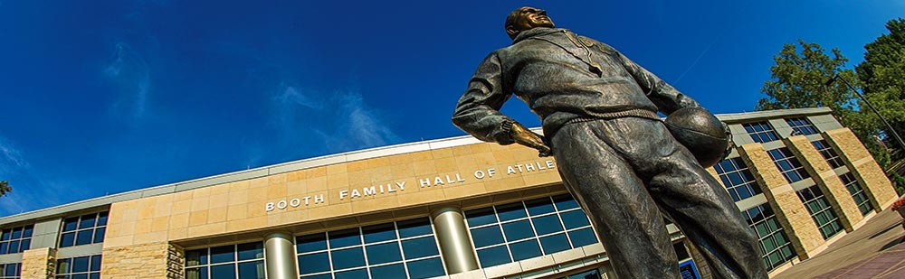 6 Reasons Why Lawrence Kansas is the Ultimate Sports Town - Phog Allen Booth Hall of Athletics.