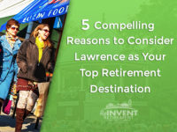 5 Compelling Reasons to Consider Lawrence as Your Top Retirement Destination Feature