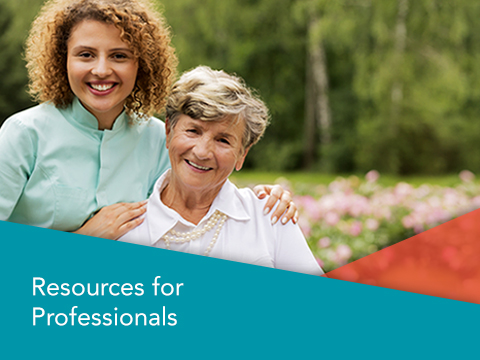 Your Senior Resource Center Resources for Professionals